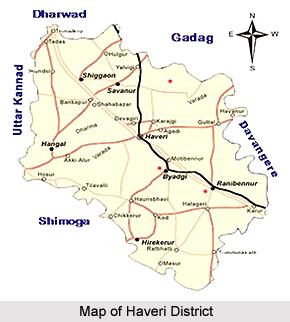 Administration Of Haveri District, Karnataka