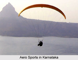 Aero sports, Adventure Sports, Karnataka