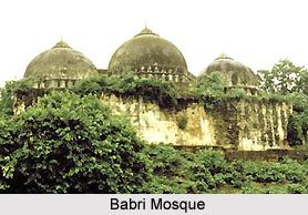 Babri Mosque , Uttar Pradesh