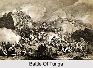 Battle Of Tunga, Indian History