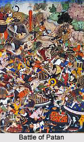 Battle of Patan, Indian History
