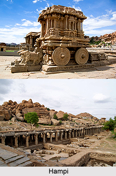 Tourism in Bellary District, Karnataka