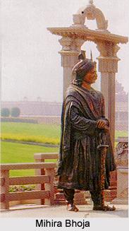 Mihirabhoja,  Pratihara dynasty