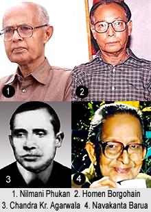 Modern Poets of Assam