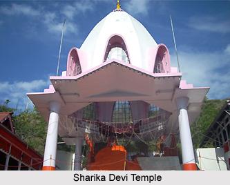 Sharika Devi Temple, Hari Parbat, Srinagar, Jammu & Kashmir
