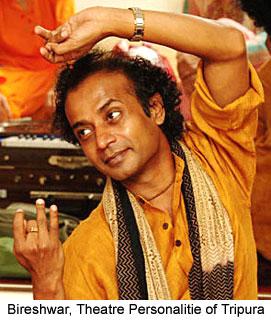 Theatre Personalities of Tripura