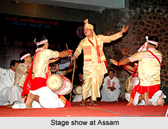 Theatre Personalities of Assam