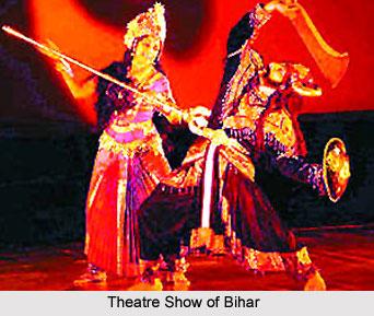 Theatre Personalities of Bihar