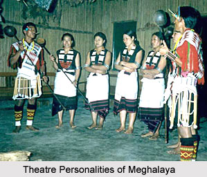 Theatre Personalities of Meghalaya