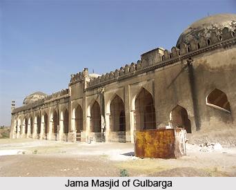 Jama Masjid, Gulbarga, Karnataka