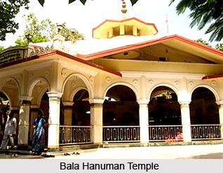 Bala Hanuman Temple, Jamnagar, Gujarat
