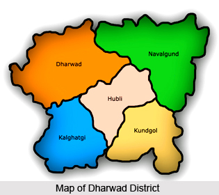 Geography Of Dharwad District, Karnataka