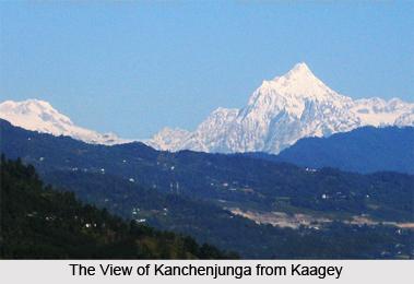 Kaagey, Gantok, West Bengal