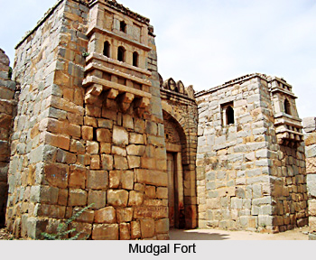 Mudgal Fort, Raichur District , Karnataka