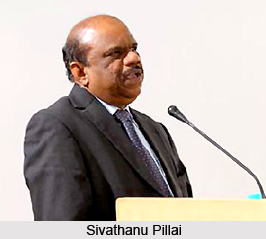 Sivathanu Pillai, Indian Scientist