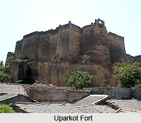 Uparkot Fort, Gujarat