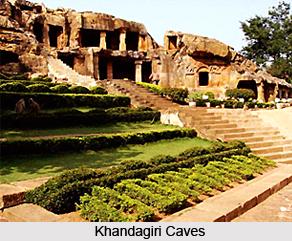 Khandagiri Caves, Orissa