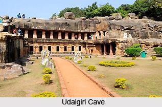 Udaigiri, Orissa