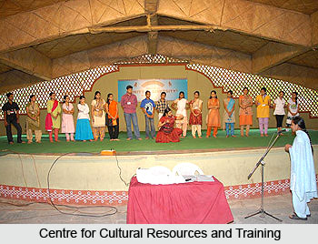 Centre for Cultural Resources and Training, Union Government Autonomous Bodies