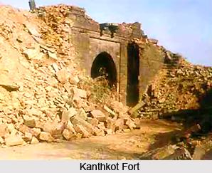 Kanthkot Fort, Kutch