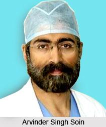 Arvinder Singh Soin, Indian Doctor