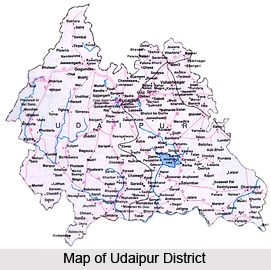 Udaipur District, Rajasthan