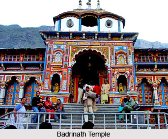 Temples in Chamoli District