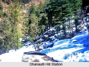 Dhanaulti, Hill Station in Uttarakhand