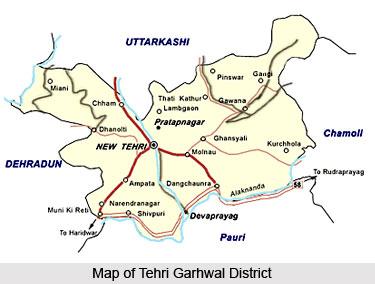 Tehri Garhwal District, Uttarakhand