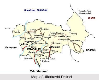 Uttarkashi District, Uttarakhand