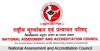 National Assessment and Accreditation Council, Union Government Autonomous Bodies