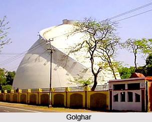Golghar, Monument of Bihar