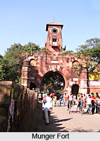 Monuments in Munger, Monuments of Bihar