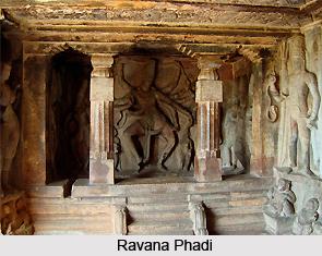 Ravana Phadi, Aihole, Karnataka