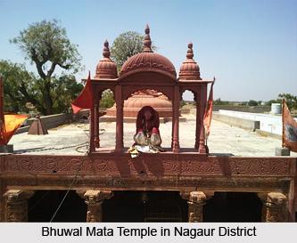 Pilgrimage Tourism in Nagaur District