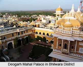 Geography of Bhilwara District, Rajasthan