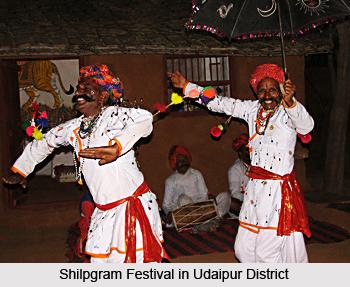 Festivals in Udaipur District, Rajasthan