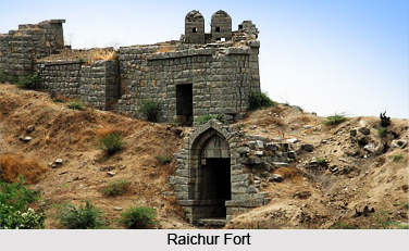 Tourist places in Raichur, Karnataka