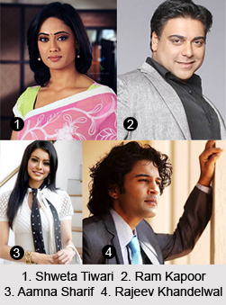 Indian TV Personalities
