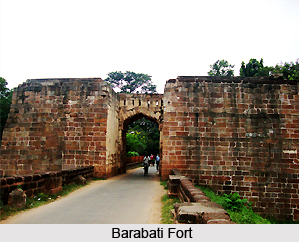 Monuments in Cuttack, Monuments of Orissa