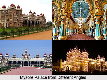 Mysore Palace , Karnataka