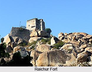 Raichur Fort, Karnataka