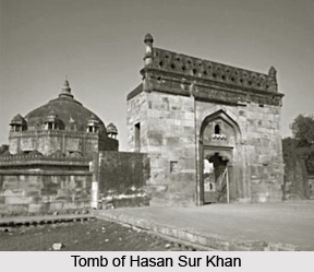 Monuments in Sasaram, Monuments of Bihar