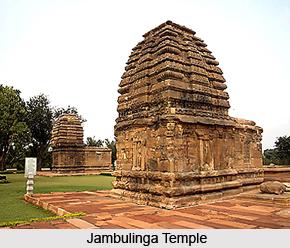 Jambulinga Temple, Monuments of Pattadakal
