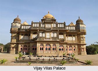 Vijay Vilas Palace, Mandvi, Guajarat