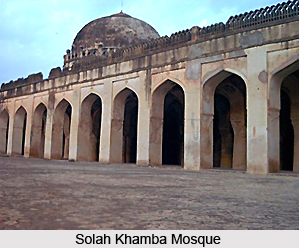 Monuments Of Bidar, Karnataka