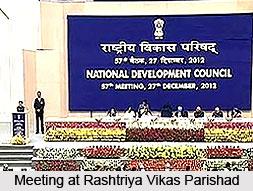 Rashtriya Vikas Parishad, National Development Council