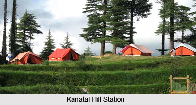 Kanatal, Hill Stations in Uttarakhand