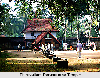Monuments Of Trivandrum, Monuments Of Kerala