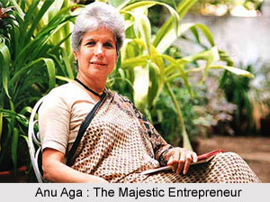 Anu Aga, Indian Businesswoman